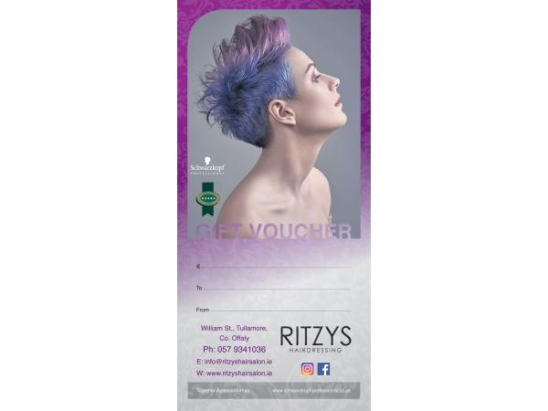 Ritzys Gift Vouchers