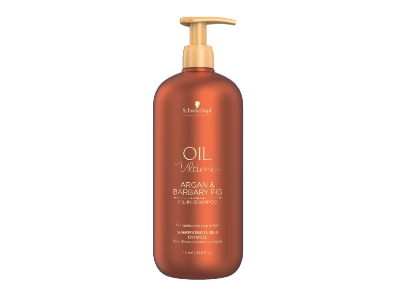 Oil Ultime Argan & Barbary Fig Oil-In-Shampoo 300 ml