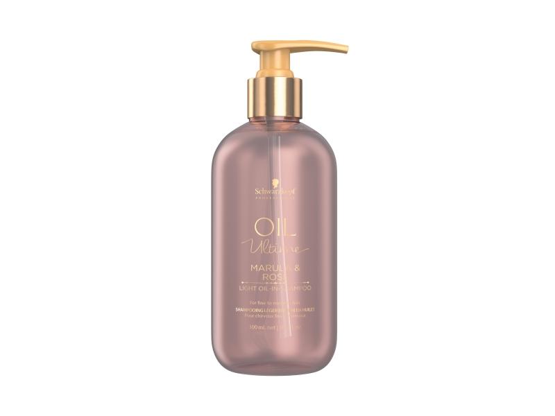 Oil Ultime Marula & Rose Light-Oil-In-Shampoo 300 ml
